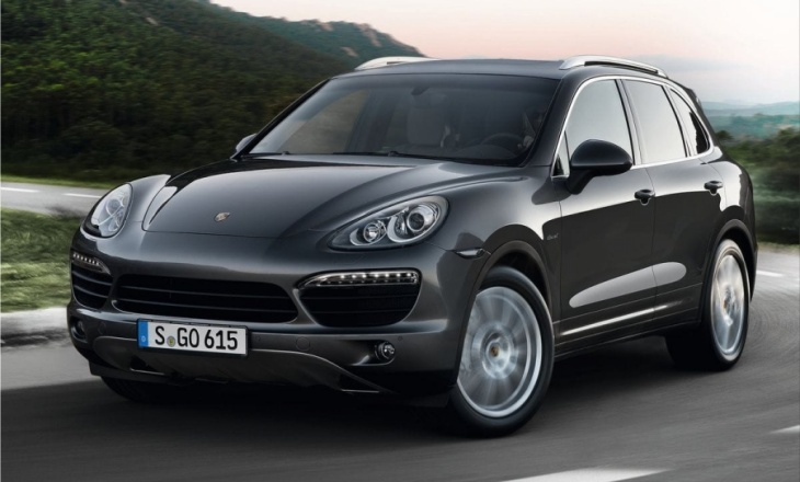 Porsche Cayenne S Diesel emotional like a sports car