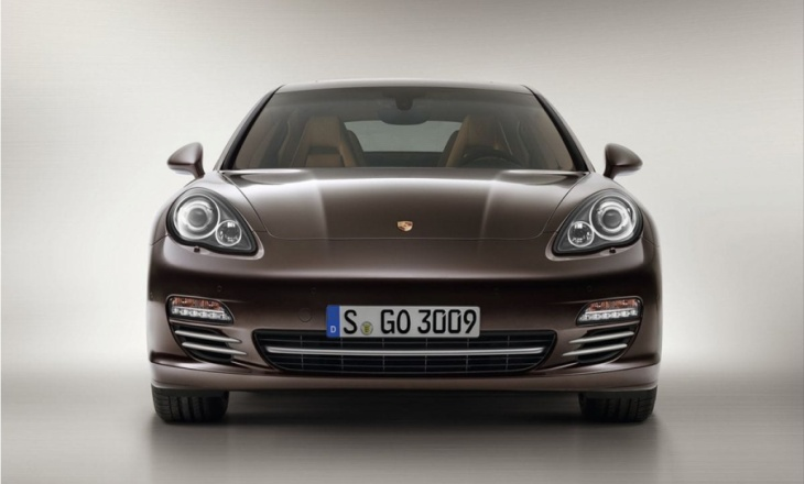 Porsche Panamera Platinum Edition price revealed