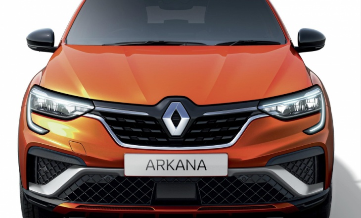 Renault Arkana is entering SUV market