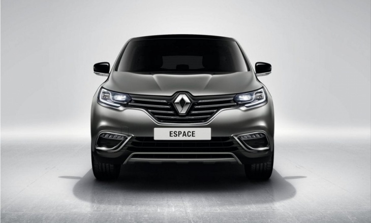 2015 Renault Espace at the 2014 Frankfurt Motor Show