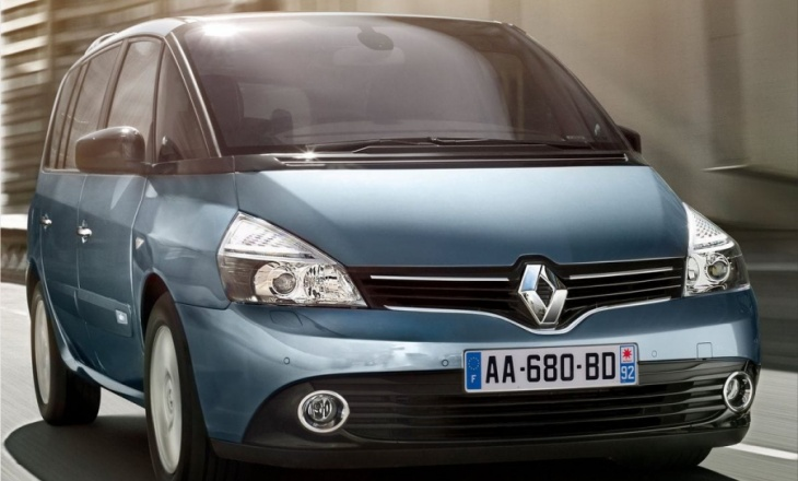 Renault Espace's new styling identity