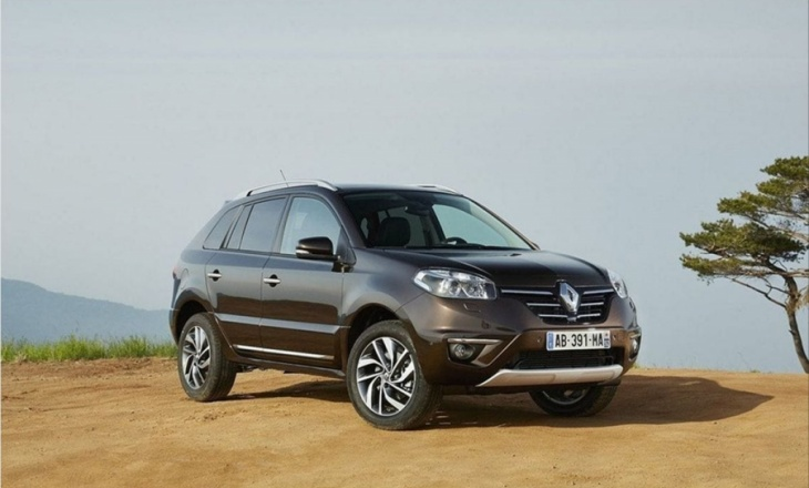 2014 Renault Koleos gets another facelift
