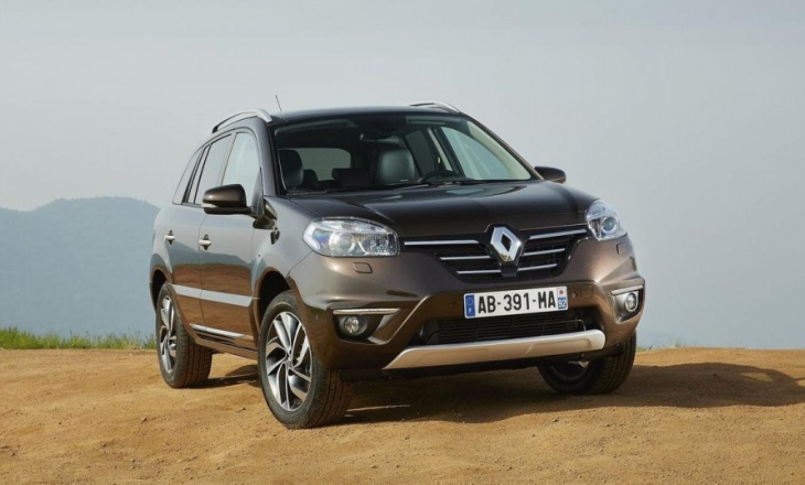 Renault will launch Koleos successor