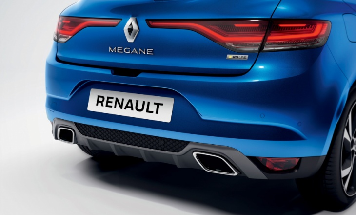 Unofficial prices for the Renault Megane IV