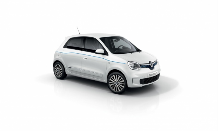 Renault Twingo ZE: the 100% electric version is official