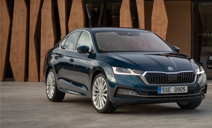 4x4 of the year: Skoda Octavia and Superb