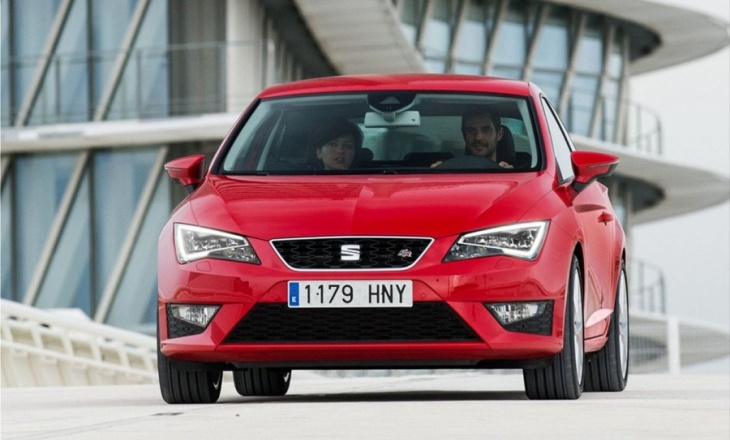 SEAT Leon SC - second generation