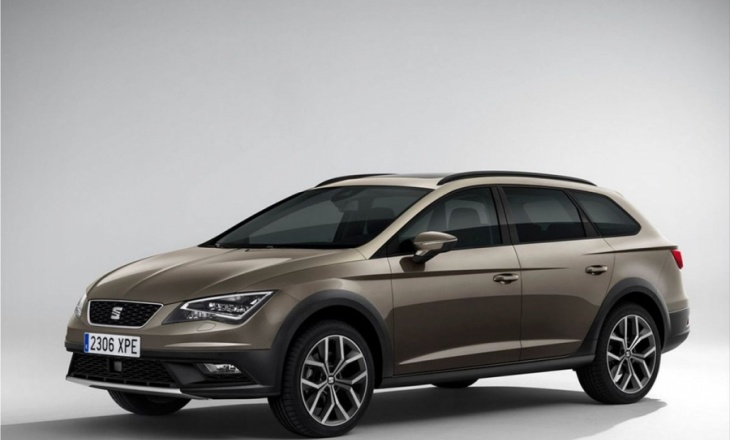 Seat Leon X-Perience - Think Outside the Box