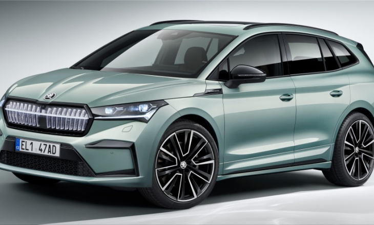 Production started for the Skoda Enyaq iV
