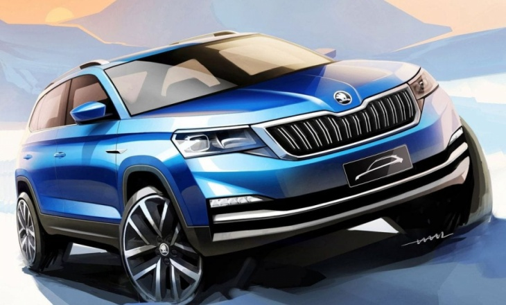Skoda Kamiq - Compact SUV for China