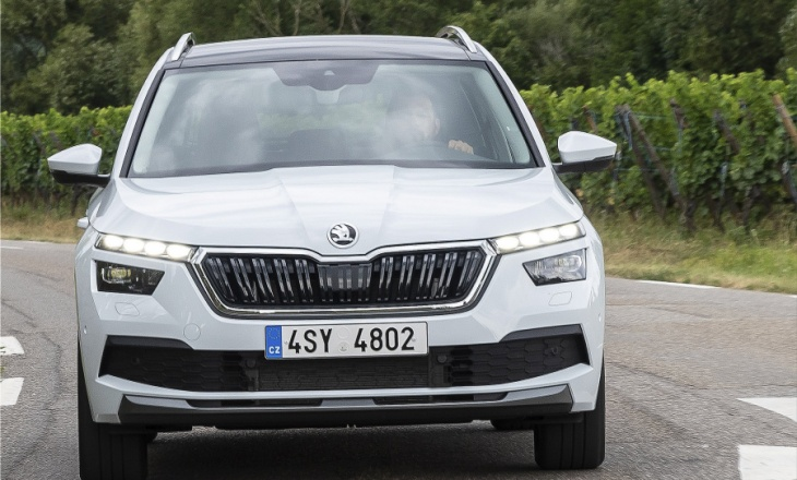 Skoda Kamiq city SUV has what it takes