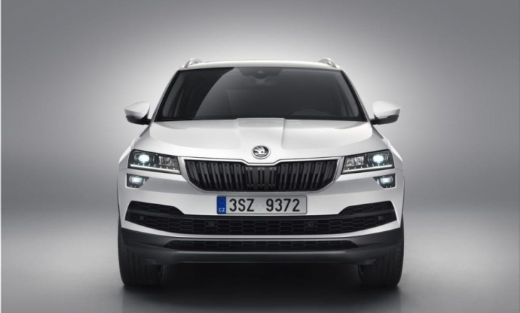 Skoda Karoq: The successor of the controversial Yeti