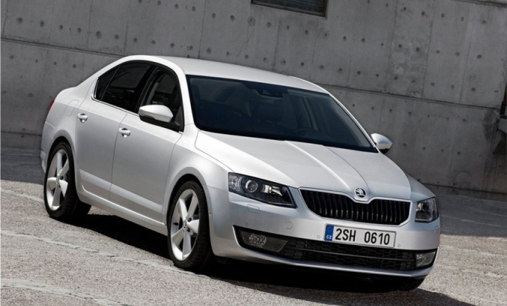 Skoda Octavia third generation