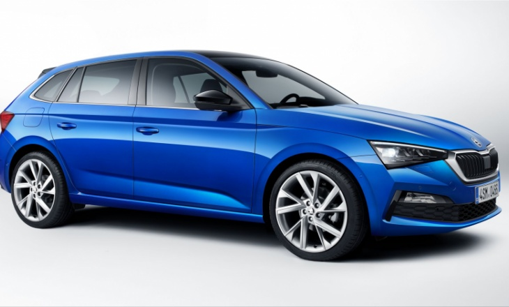 Skoda Scala 1.0 G-TEC prices and pictures