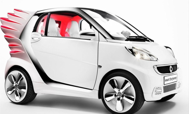 Smart forjeremy unveiled at the 2012 LA Auto Show