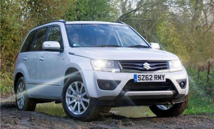 Suzuki Grand Vitara - big, majestic, great