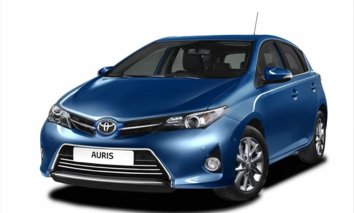Toyota Auris for quality, durability and reliability