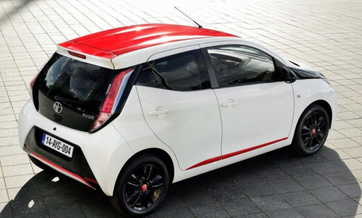Toyota Aygo - simple and effective