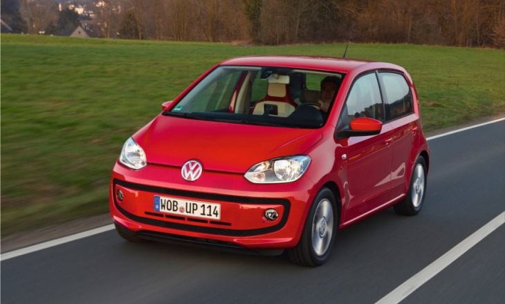 2013 VW Up 4-door