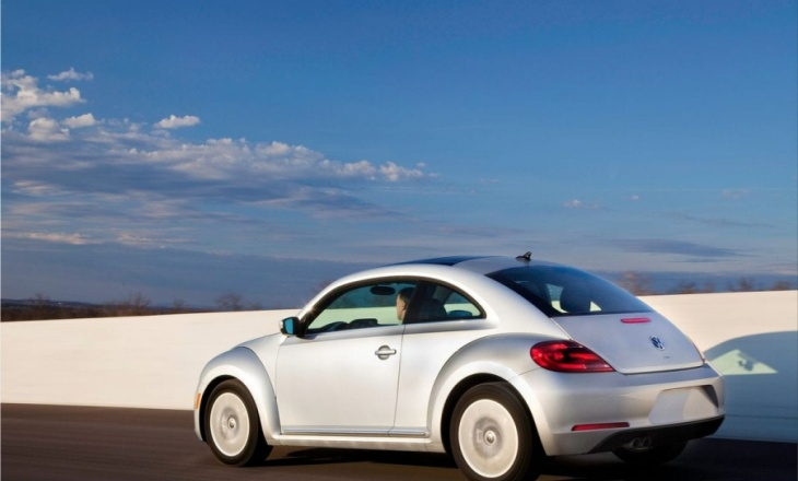 2013 Volkswagen Beetle TDI 2.0-liter turbocharged