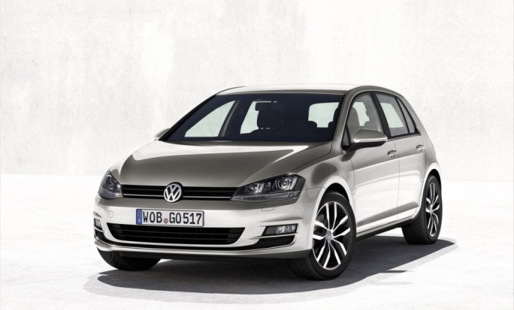 Volkswagen Golf - small family car