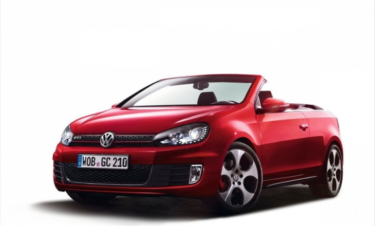 2013 Volkswagen Golf GTI Cabriolet - Geneva International Motor Show