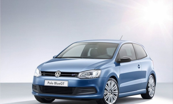 2013 Volkswagen Polo BlueGT BlueMotion Technology