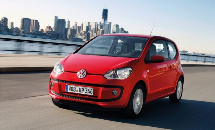 2013 Volkswagen Up a city specialist