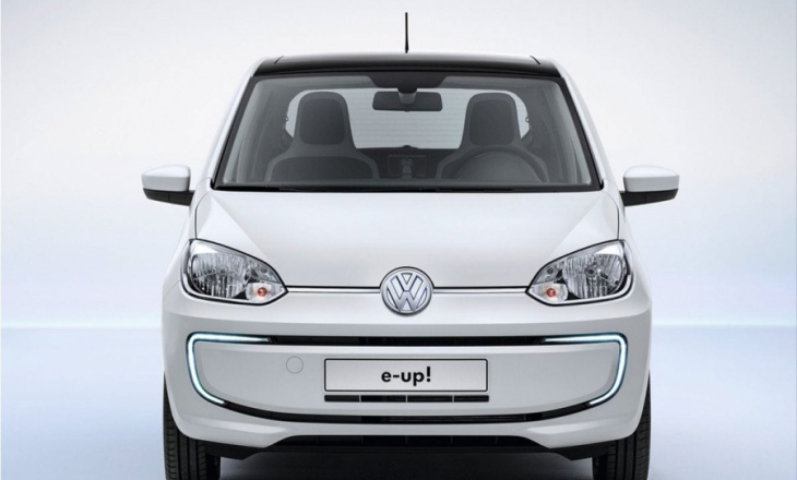 Volkswagen e-Up! Electric Urban Car