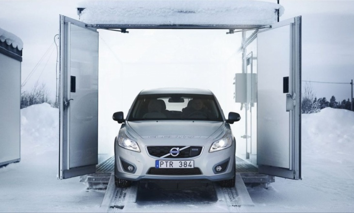 2012 Volvo C30 Electric