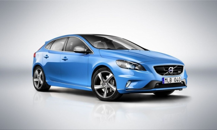 Volvo V40 R-Design by Volvo Polestar Black R