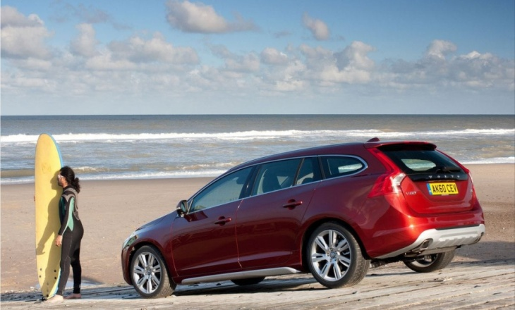 Volvo V60 - The Most Dynamic Volvo Model Ever