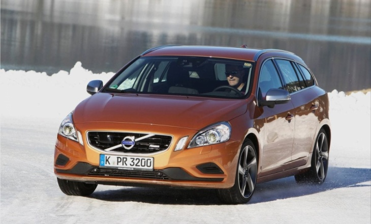 Volvo V60 R-Design sporty, sportier, sportiest
