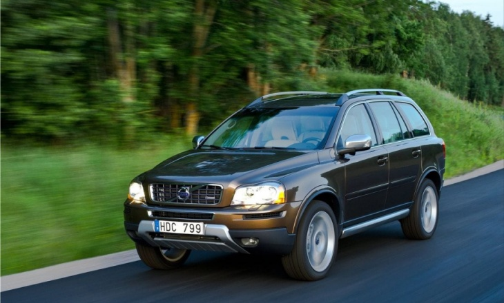 Volvo XC90 revolutionised the premium SUV market