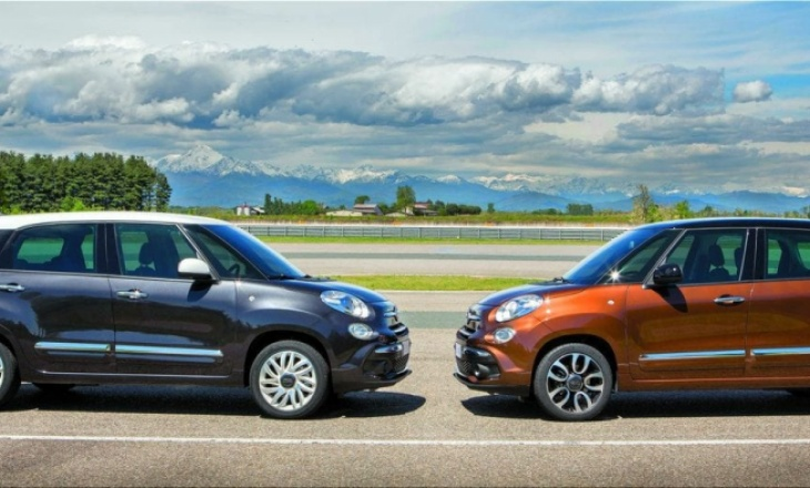Fiat 500L - Crossover Family Car