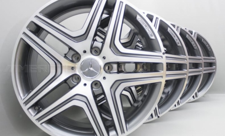 The best choice for quality and longevity: genuine AMG Wheels
