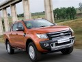 Ford Ranger Wildtrak a sporty compact pick-up