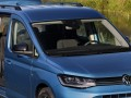 The new Volkswagen Caddy California from 41,800 euros
